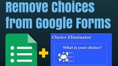 Google Choice Eliminator