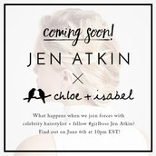 Jen Atkins Hair Accessories Coming Soon!!