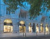 Shops in Lisbon
