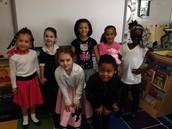 Sweet girls of room 104!