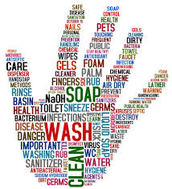 Always have clean hands