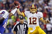 Kirk Cousins will try to out play Eli Manning
