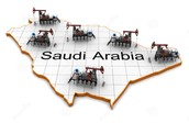 Saudi Arabia has the 2nd highest oil reserves in the world with about 266 billion barrels