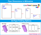 Flyer Dimensions
