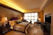 Hilton Garden Hotel Bedroom