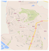 היסטוריה של העיר בית שאן