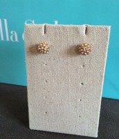 Soiree Studs Gold $15