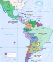 European nations and central americas