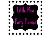 we are lil miss party planner
