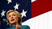 Hilary Clinton Lead Over Bernie Sanders in New Poll