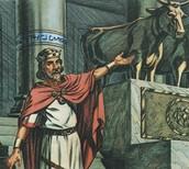 King Jeroboam