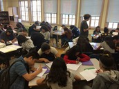 High Schoolers Write from Choice, Too