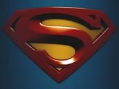 Superman Symbol - The Cross