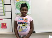 Congratulations Rachel Class President