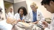 Attend medical school