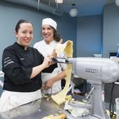 CGC Yva Santini and Student Heather Soules