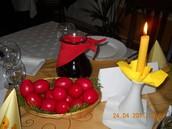 Meniu tradițional de Paște!