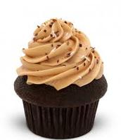 Expresso Bean Cupcake