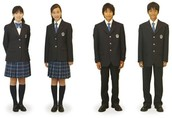The school board is thinking about getting school Uniforms
