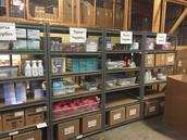 Warehouse Clinic Supplies