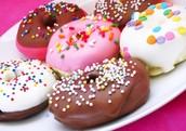 I love to eat Donuts