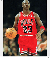 When Anthony Was Younger he would Go To Bulls Games When Michael Jordan Played