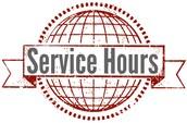 Oportunidad de Servicio para estudiantes de 8vo. grado