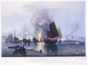 Ships Sailing, Bombs in the Air, Run