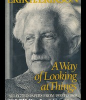 "Book Written by Erikson, titled "" A Way of Looking at Things"""