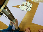 Second Grade Egyptian Sarcophagus