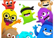 Check out these cool Class Dojo monsters!