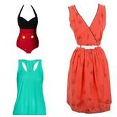 3 artículos de ropa: