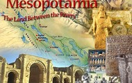 Here is Mesopotamia
