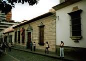 Birthplace of Simón Bolívar