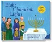 Eight Chanukah Lights