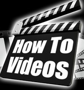 Create a how-to-video tutorial to share information you learned in class in (at least) a 4 minute video.