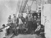 Douglas Mawson's crew