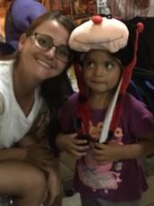 Sheila Croche (Alumnus, VP iGCDP 2015) - Lima, Peru