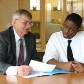 #3 ) Set up a Job Shadow or Mock Interview.