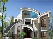 big fancy house