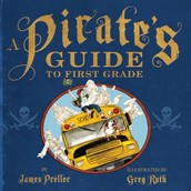 Pirates Guide to First Grade-Paperback 6.00