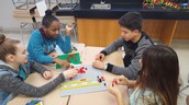 STEM Lego activity: Building dystopias