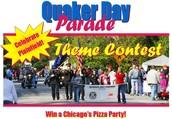 Quaker Day Parade Theme Contest Announced for 2015