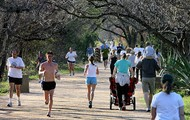 Austin Hike and Bike trails