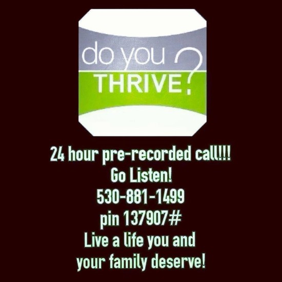Le Vel Thrive Smore Newsletters