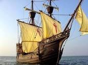 megellan's ship