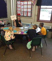 Mrs. Dreeszen Guided Reading Group