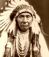 Geronimo-leader of the Bedonkohe Apache