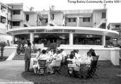 Tiong Bahru Community Centre 1961
