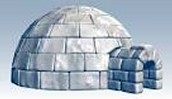 This is an igloo.
